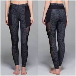 Lululemon Just Breathe Pant  Animal Swirl DeepCoal
